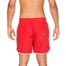 arena Team Stripe Boxer Men red/white/red